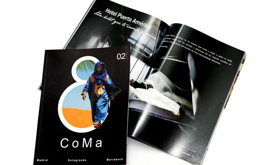 diseño-editorial - Revista 8 Coma