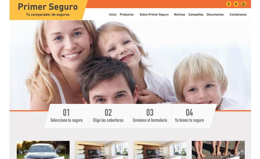 web - web primerseguro.es