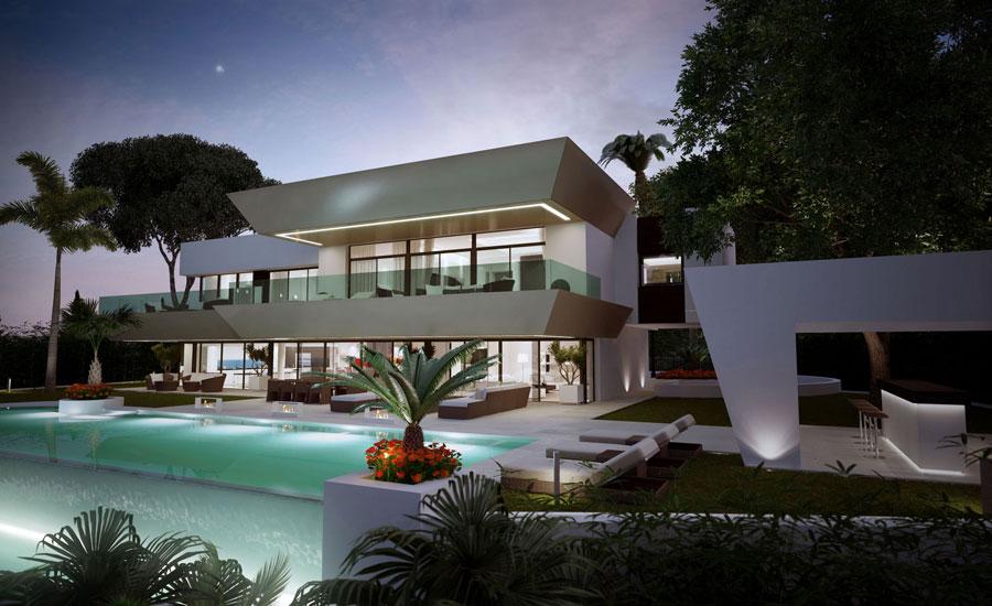 3d - Villa Nagueles