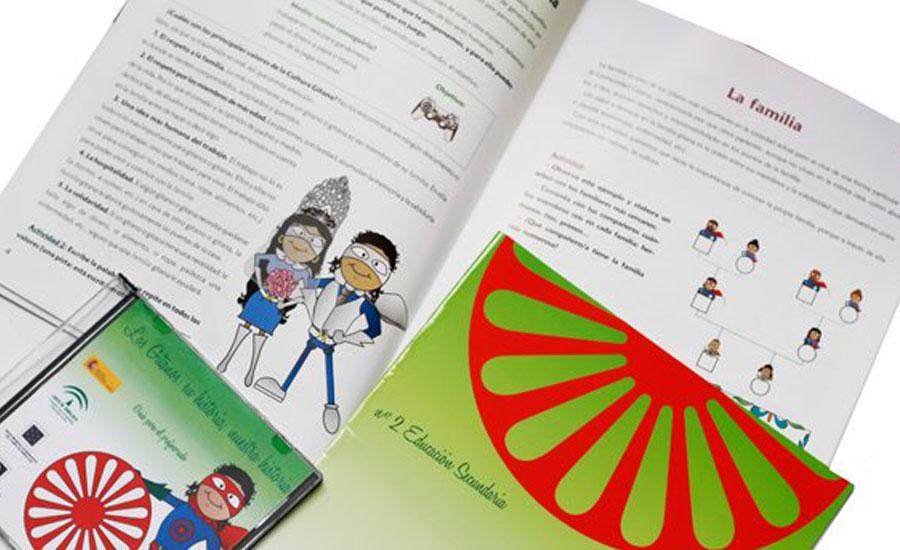 diseño-editorial - Cuadernillos educación