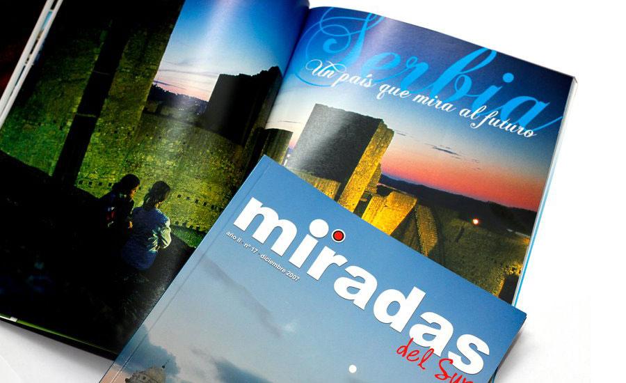 diseño-editorial - Revista Miradas del Sur