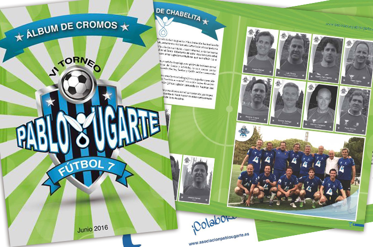 diseño-editorial - Torneo Pablo Ugarte de fútbol 7
